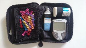 Bayer ContourXt Blutzucker-Messgerät