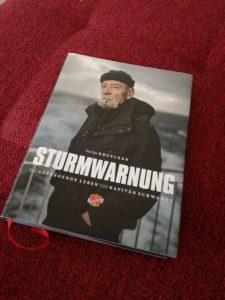 Strumwarnung - Das aufregende Leben von Kapitän Schwandt